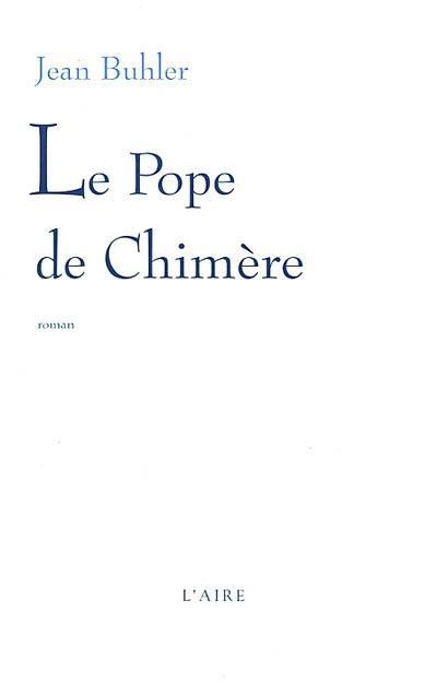 Le pope de Chimère