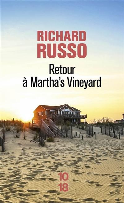 Retour à Martha's Vineyard