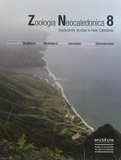 Zoologia neocaledonica. Volume 8,