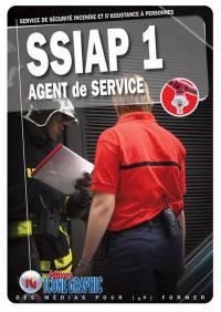 SSIAP 1, agent de service