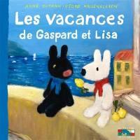 Gaspard et Lisa. Volume 35, Les vacances de Gaspard et Lisa