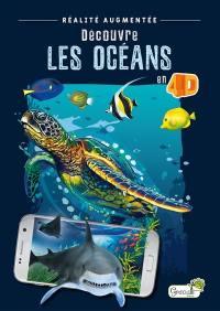 Découvre les océans en 4D