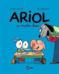Ariol. Volume 7, Le maître-chien