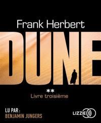Le cycle de Dune. Volume 3, Dune