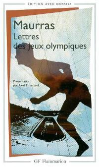 Lettres des jeux Olympiques