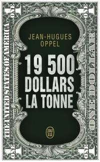 19.500 dollars la tonne