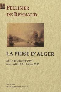 Annales algériennes. Volume 1, Mai 1830-février 1831
