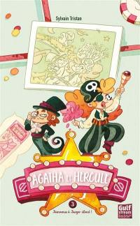 Agatha et Hercule. Volume 3, Bienvenue à Burger Land !
