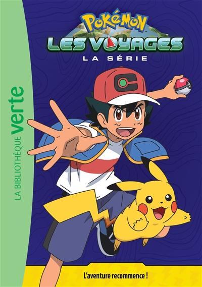 Pokémon. Volume 1, L'aventure recommence !
