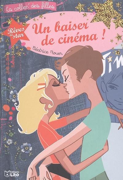 Un baiser de cinéma !