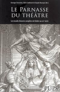 Le Parnasse du théâtre