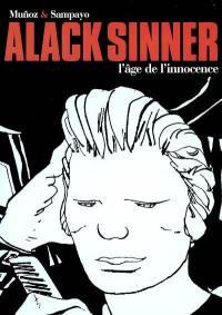 Alack Sinner, L'âge de l'innocence, Vol. 1