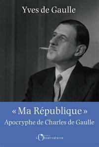 Ma République