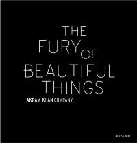 The fury of beautiful things