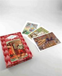 Le petit livre de Noël + cartes postales