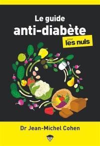 Le guide anti-diabète pour les nuls
