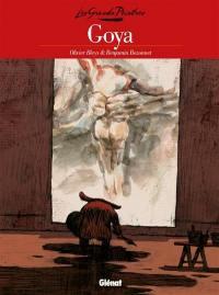 Goya : Saturne dévorant l'un de ses enfants