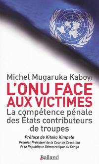L'ONU face aux victimes