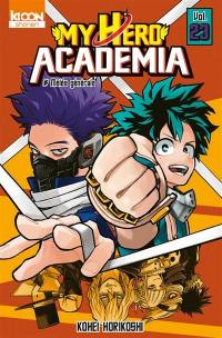 My hero academia. Volume 23,