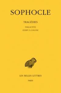 Tragédies. Volume 3, Philoctète