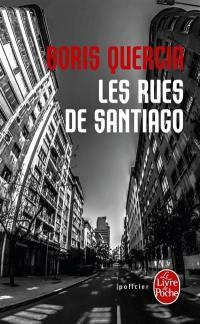 Les rues de Santiago