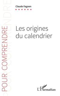Les origines du calendrier