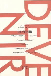 Devenir. n° 4 (2004),