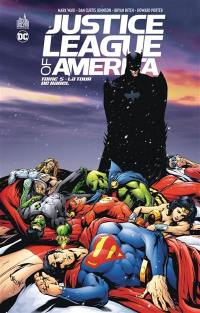 Justice league of America. Volume 5, La tour de Babel