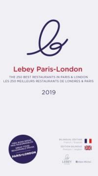 Le Lebey Paris-London 2019