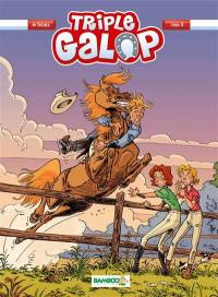 Triple galop. Volume 8,
