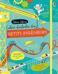 Cahier d'activités des petits ingénieurs
