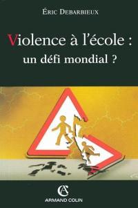 Violence à l'école