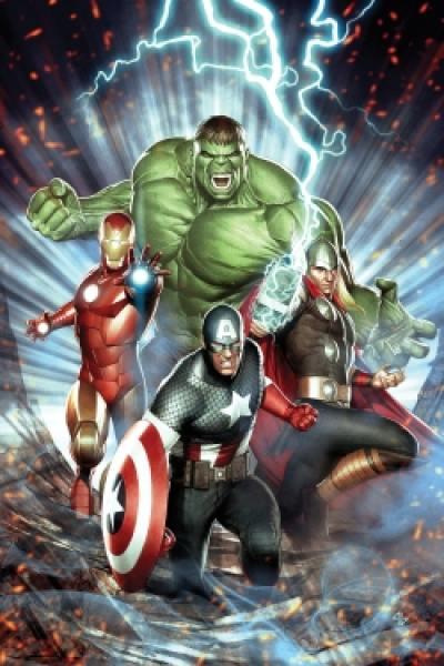 Marvel, season one. Volume 1,