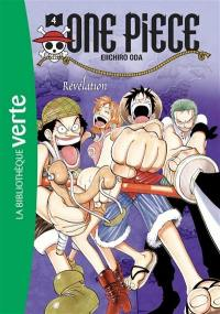 One Piece. Volume 4, Révélation