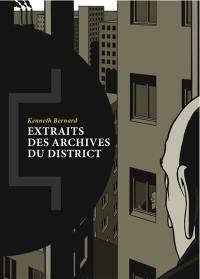 Extraits des archives du district