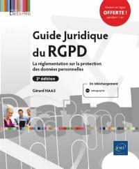Guide juridique du RGPD