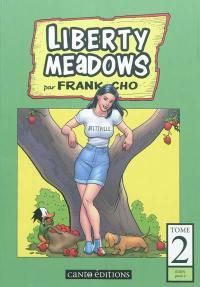 Liberty Meadows. Volume 2, Eden