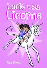 Lucie et sa licorne,