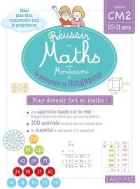 Réussir en maths avec Montessori et la pédagogie de Singapour