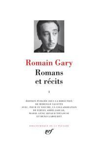 Romans et récits. Volume 1,