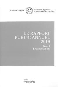 Le rapport public annuel 2019