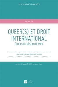 Queer(s) et droit international