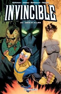 Invincible. Volume 20, Amis et alliés
