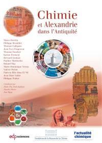 Chimie et Alexandrie dans l'Antiquité