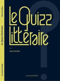 Le quizz littéraire