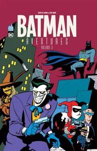 Batman aventures. Volume 3,