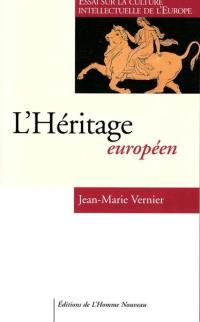 L'héritage européen