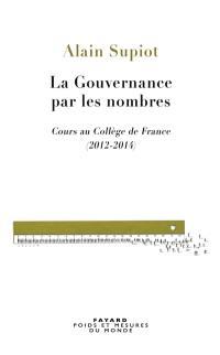 La gouvernance par les nombres