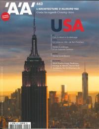 Architecture d'aujourd'hui (L'). n° 443, USA