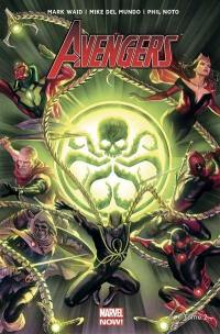 Avengers. Volume 2, Secret Empire